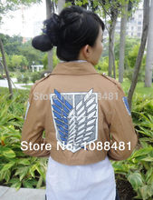 Attack on Titan Jacket Shingeki no Kyojin jacket Legion Cosplay Costume Jacket Coat Any Size High Quality Eren NEW S-XXXL