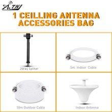 1 más, accesorios para antena de techo, bolsa que funciona con amplificador de señal móvil ATNJ