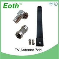 hdtv דיגיטלי Eoth טלוויזיה החלף אנטנה HDTV בחינם דיגיטלי מקורה אנטנה טלוויזיה Stick נקה חכם 1080p תשליך בכבלים Smart TV Stick אוויר Antenne (3)