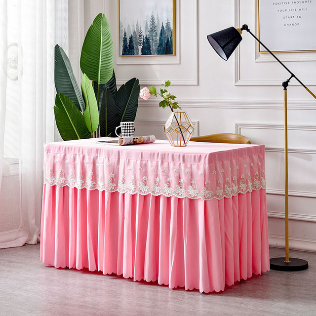 Brilliant Us 39 99 Wedding Wedding Dessert Table Buffet Mesh Tablecloth Birthday Party Decoration Tablecloth Lace Table Skirt In Table Skirts From Home Download Free Architecture Designs Intelgarnamadebymaigaardcom