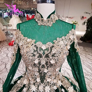 Image 5 - AIJINGYU Wedding Dresses 2021 2020 Gown Luxury Modern With Sleeves America Lace Bridal Gowns For Sale engagement Wedding Dress