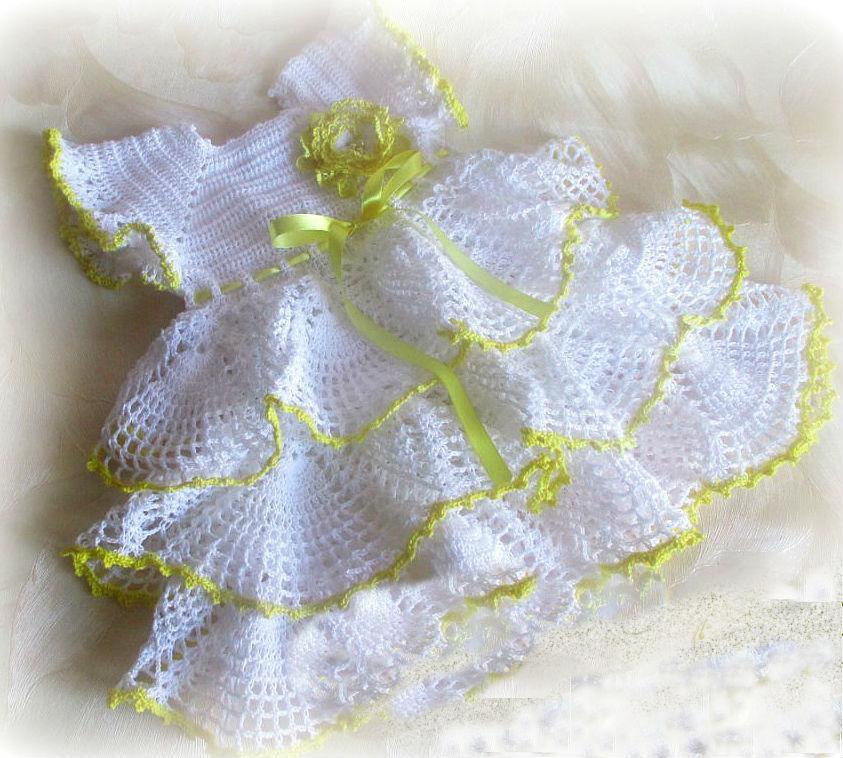 2014 Baby girl dress Handmade Dress Pattern home dress ...