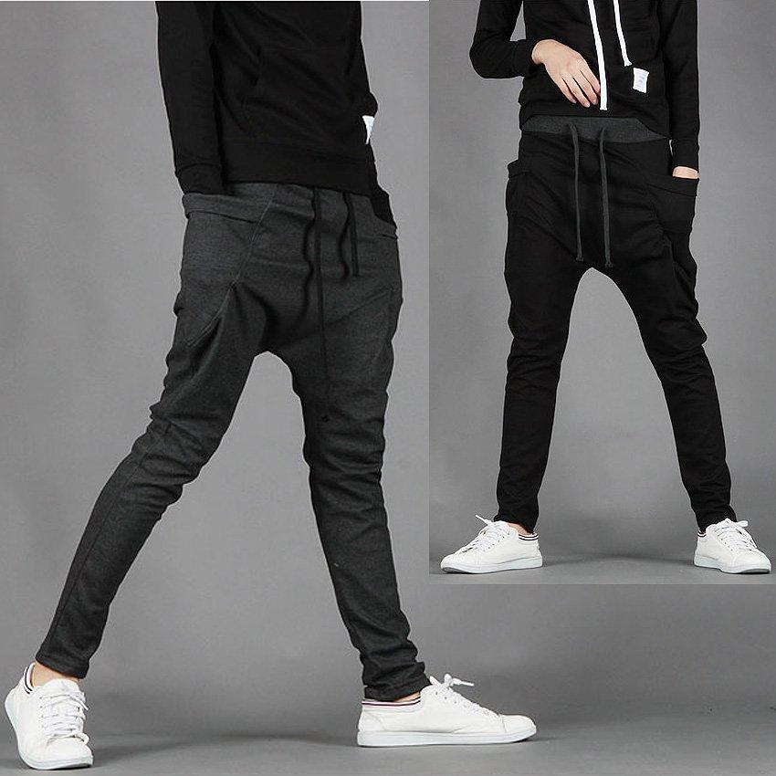 Popular Gray Cargo Pants Men-Buy Cheap Gray Cargo Pants Men lots ...