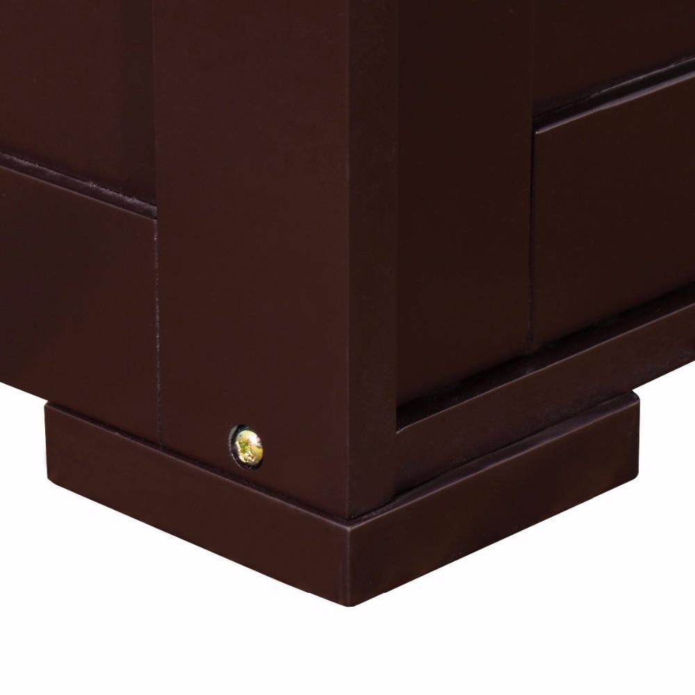 Sliding Kitchen Cabinet: Kitchen Storage Cupboard Cabinet Sideboard Buffet Wood