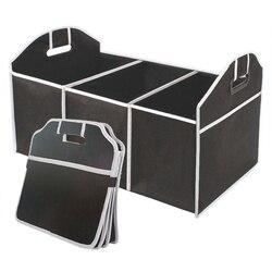 Do przechowywania samochodu organizator wielu-Organizer kieszeniowy duża pojemność składana torba do przechowywania bagażnik do układania i sprzątania pudełko do przechowywania
