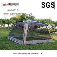 Outdoor Sports 5-8 People Large Beach Canopy UV UPF 50+ Protection Sun Shade Shelter POP UP Pergola Screenhouse Sunwall Waterpro