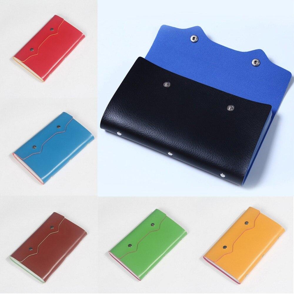 Modische 108 Kreditkarte Eine Vielzahl Von Farben Schnalle Halter, Karte Haut Box Bank Id Karte Halter # Komplette Artikelauswahl