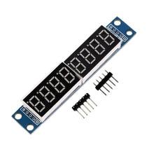 2016 Professional MAX7219 LED Dot matrix 8-Digit Digital Display Control Module for Arduino