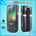 Free Shipping PDA Rugged pda Handheld pda Android pda For 1D Wifi/GPRS/3G/Bluetooth4.0/  GPS Mobile Scanner