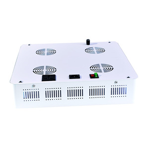 Image 3 - Double Switch Dimmable SUN II 2000W COB and Double Chips LED Grow Light Full Spectrum 410 730nm For Indoor Plants and Flower