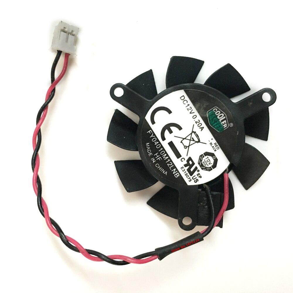 Livraison gratuite GPU VAG refroidisseur ventilateur de carte vidéo pour DELL GT620 GT625 GT 705 cartes graphiques refroidissement