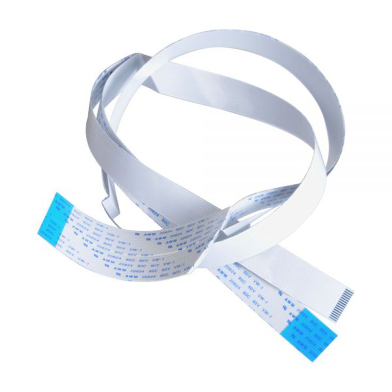 2pcs set 15pin 88cm Head Data Cable for Epson R1800 R1900 R2000 R2400 Printers in Printer Parts from Computer Office