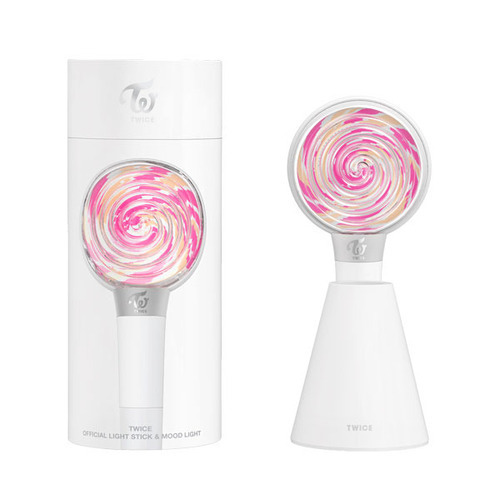 [TOOL ] 2018 New Official Original Kpop Korean Group TWICE Official Candy Bong Concert Light Stick SB18080801