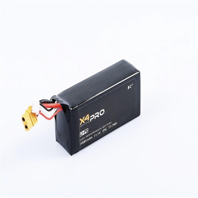 Hubsan X4 Pro h109s запасных Запчасти 11.1 В 7000 мАч 25c Батарея для RC MultiCopter модели Интимные аксессуары Мощность Перезаряжаемые