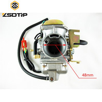 low shipping ZSDTRP good power PD30J 30mm motorcycle Carburetor carburator case for CFMOTO CF CH CN250 GY6 250 scooter ATV UTV