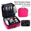 mini hot pink 2layer