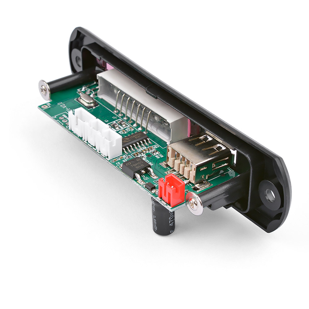 AIYIMA 15Wx2 Bluetooth усилитель доска MP3 декодер плата Bluetooth 5,0 приемник WAV APE FLAC аудио декодирование USB TF FM AUX