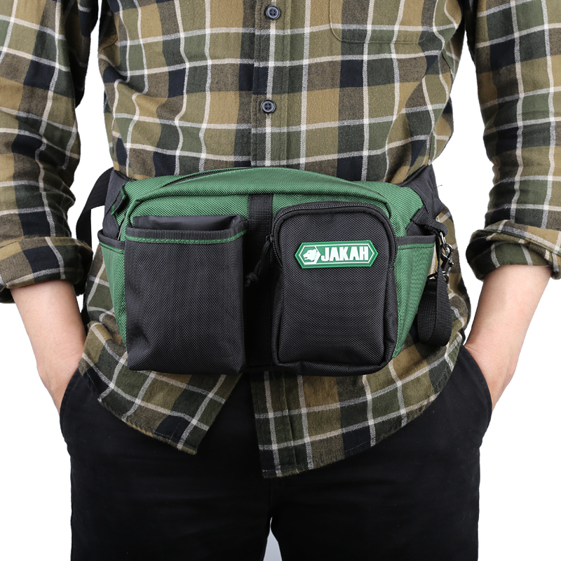 JAKAH Wholesale Tool Waist Bag Electrician Work Bags Promotion Free Shipping