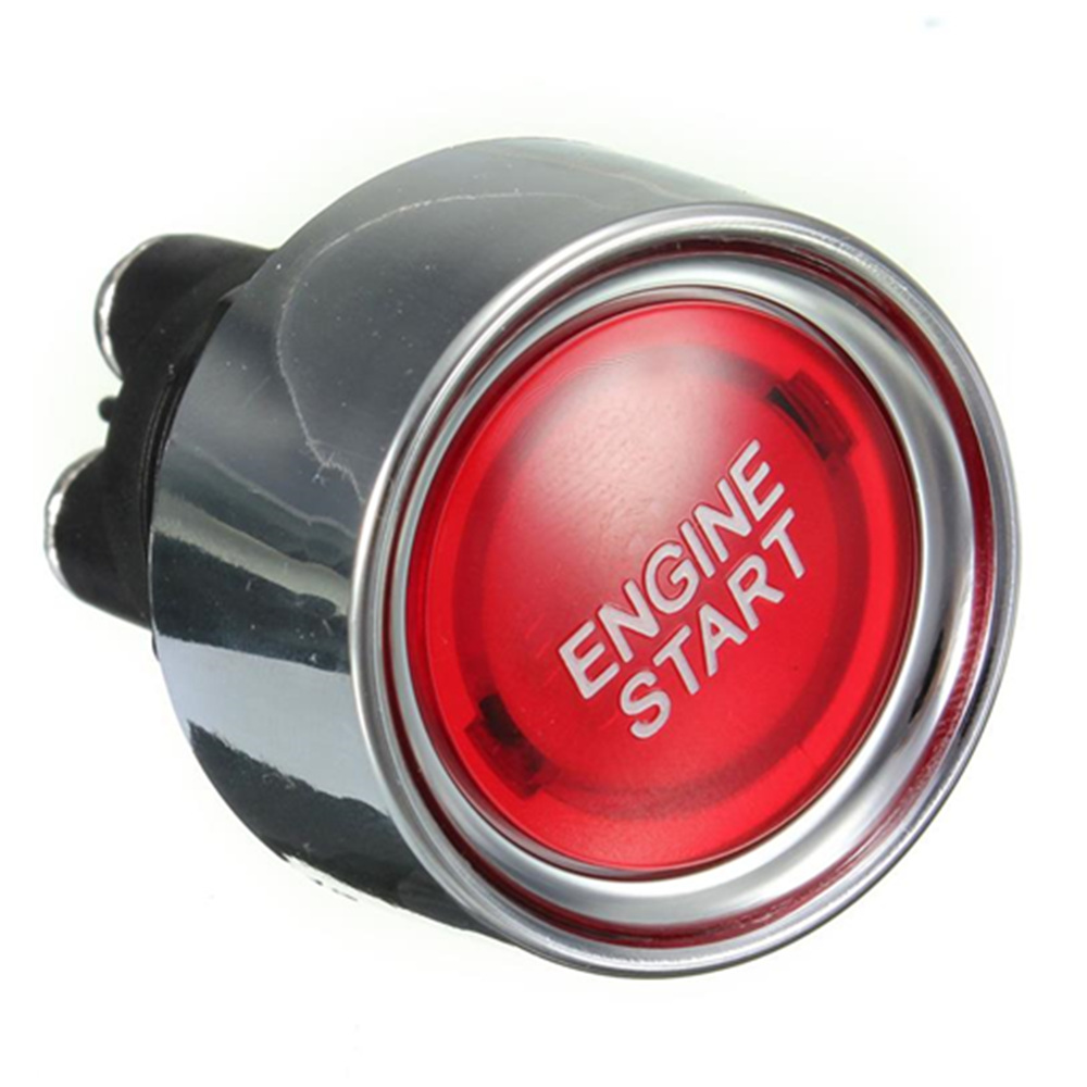 1 pcs LED DC 12V 50A Vehicle Car Engine Start Button switch Competition Ignition Switch