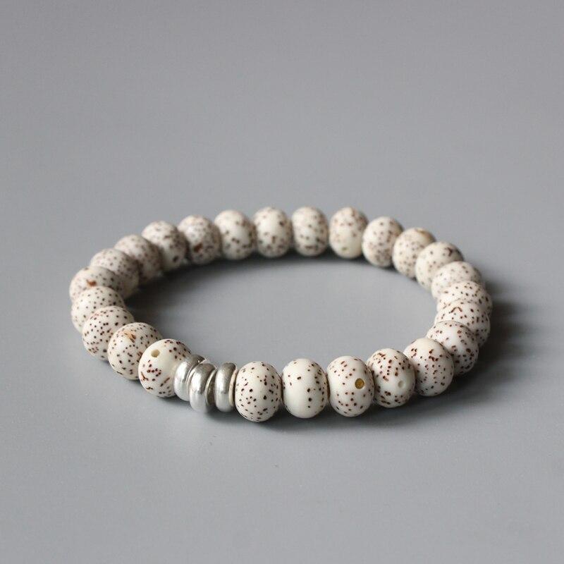 Wholesale Xingyue Bodhi Seed Beaded Bracelet Unisex Buddhist Prayer & Yoga Meditation Beads Wrist Jewelry Handmade Simple Lucky