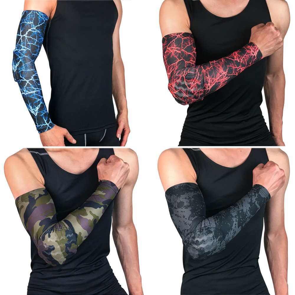 Arm Sleeve Anti-collision Basketball Sports Protection Protective Gear Men LFSPR0030