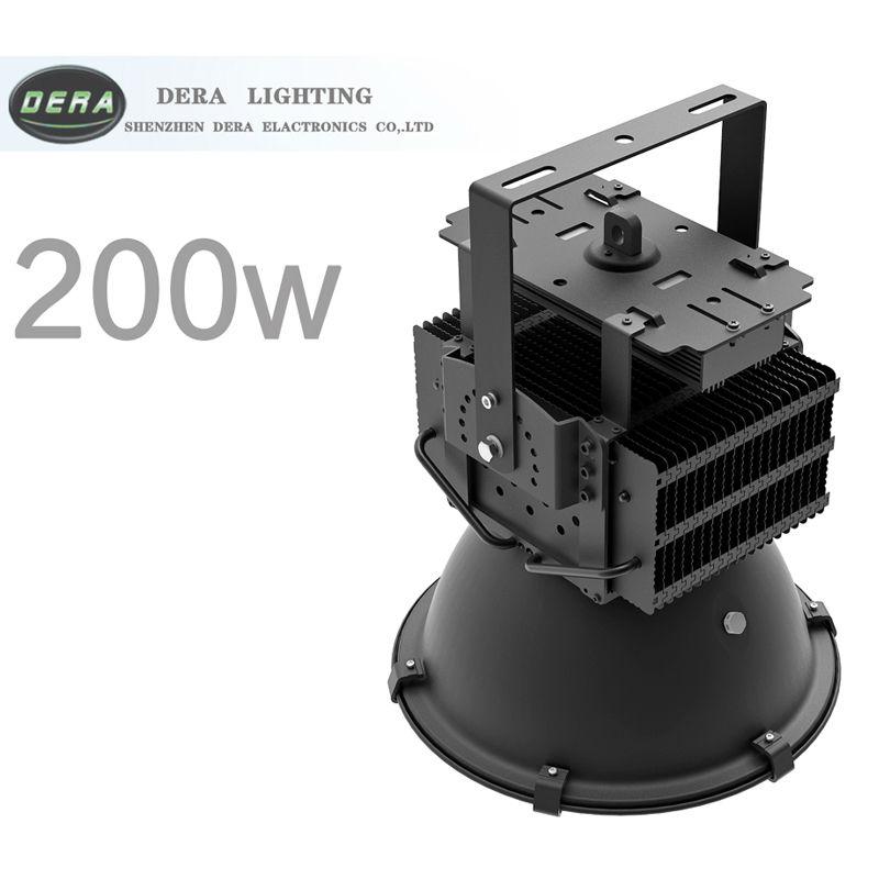 200w High Bay font b LED b font Light Mining Lamp font b LED b font