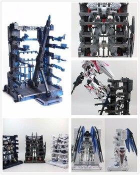 Super Nova MS Cage Base for Bandai 1100 MG RE TV Gundam Unicorn Strike Freedom etc 5 color choice guerre moderne lego