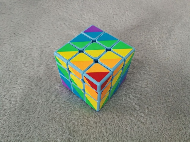 Rainbow Magic Cube