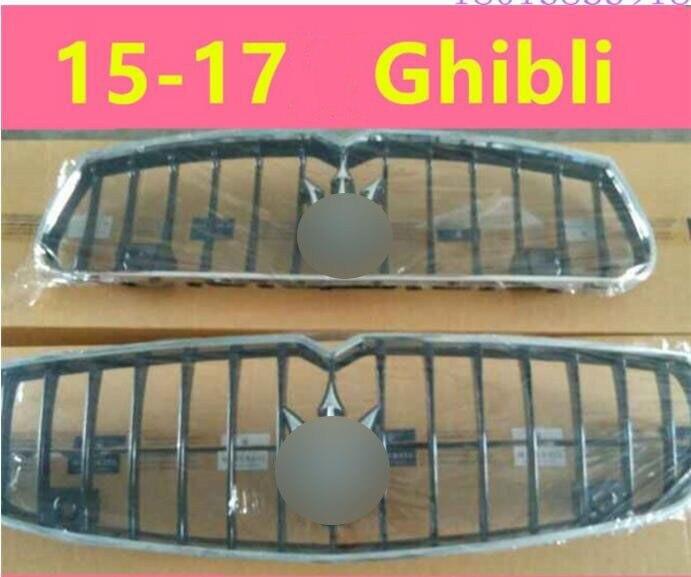 Osmrk Front Bumper Grill Grille for Maserati Ghibli 2014 2017 Quattroporte 2015 Levante 2016 2018