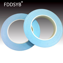 3-25mmx20mx0.2mm high quality Transfer Tape Double Sided Thermal Conductive Adhesive tape for Chip PCB LED Heatsink недорого