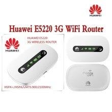 Unlocked Original New wireless Router Huawei E5220, PK E5331 E585 E586 E5832