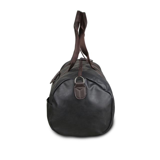 Men's Soft Eco-Leather Sports Bag 3 colors
