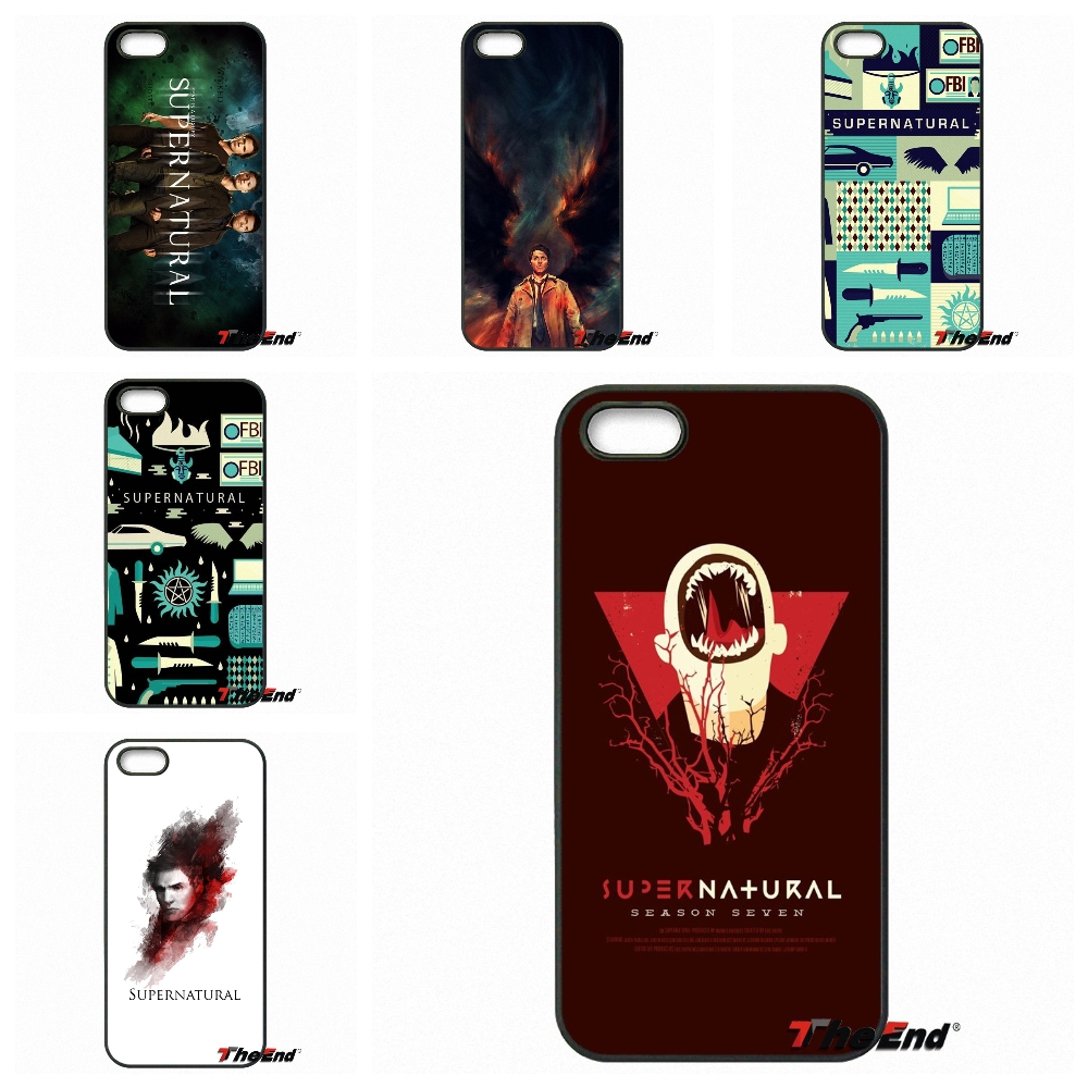 Design poster k3 - For Xiaomi Redmi Note 2 3 3s 4 Pro Mi4i Mi4c Mi5s Mi Max Ipod Touch 4 5 6 Supernatural Film Poster Design Art Print Phone Case