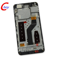 Replace a cracked or malfunctioning Screen and Digitizer Assembly for Huawei Nexus 6P model H1511 or H1512 smartphone With Frame