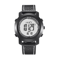 SPOVAN Updated Bravo2S Men Sports Military 5Bar Waterproof Wrist Watch With Compass,Altimeter,Barometer,Compass,Thermometer,etc