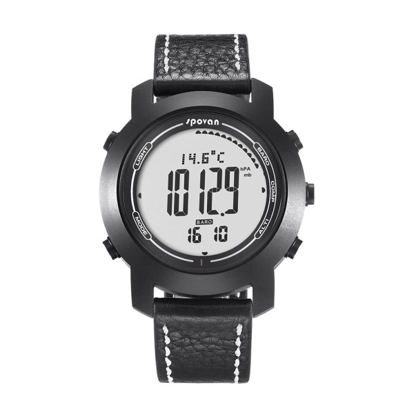dl-o03 Watches Multifunction Waterproof Spovan Watch Altimeter Compass Stopwatch Fishing Barometer Outdoor Sports Watch Digital Watches