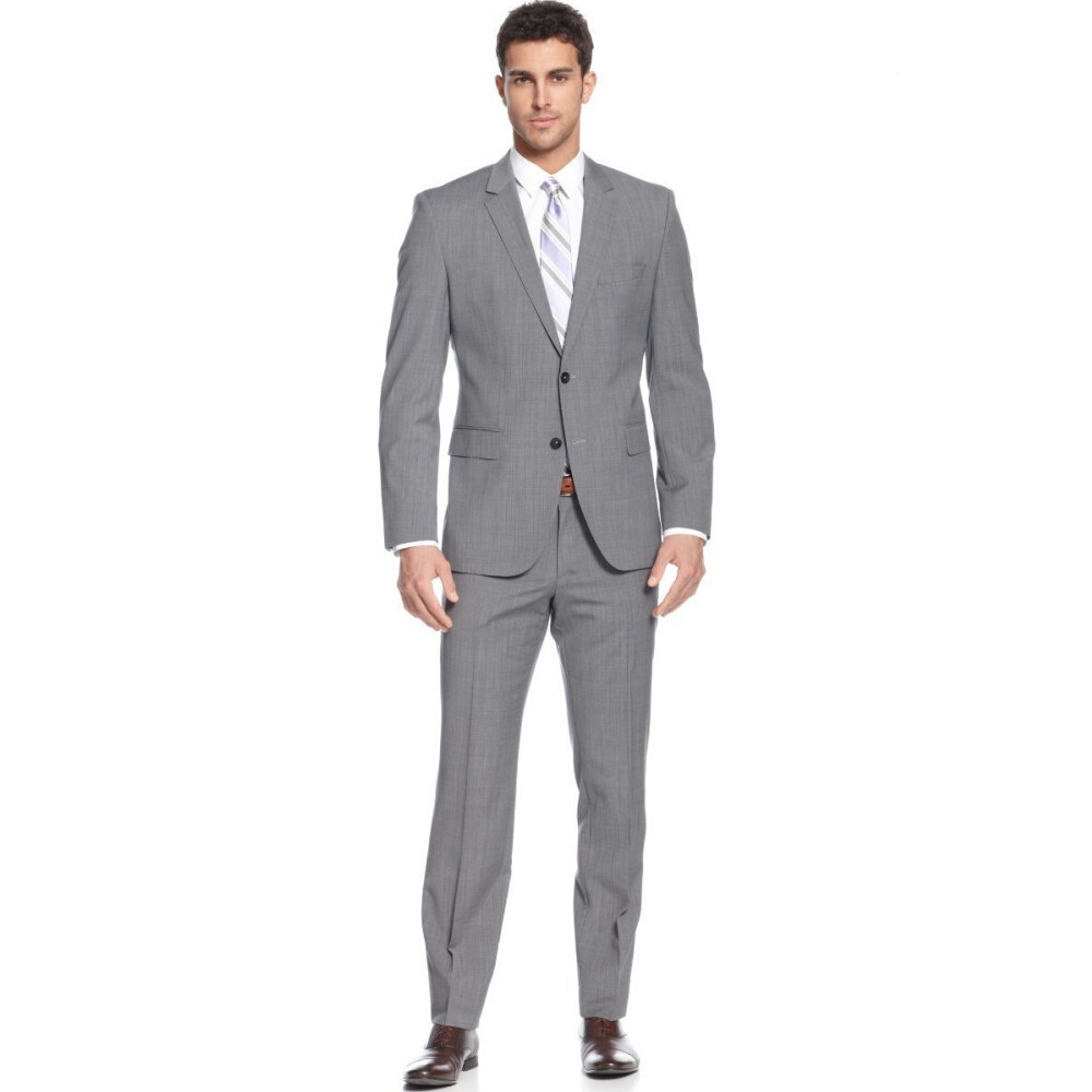 Online Shop Three-piece suits, young men fall wedding men's ...