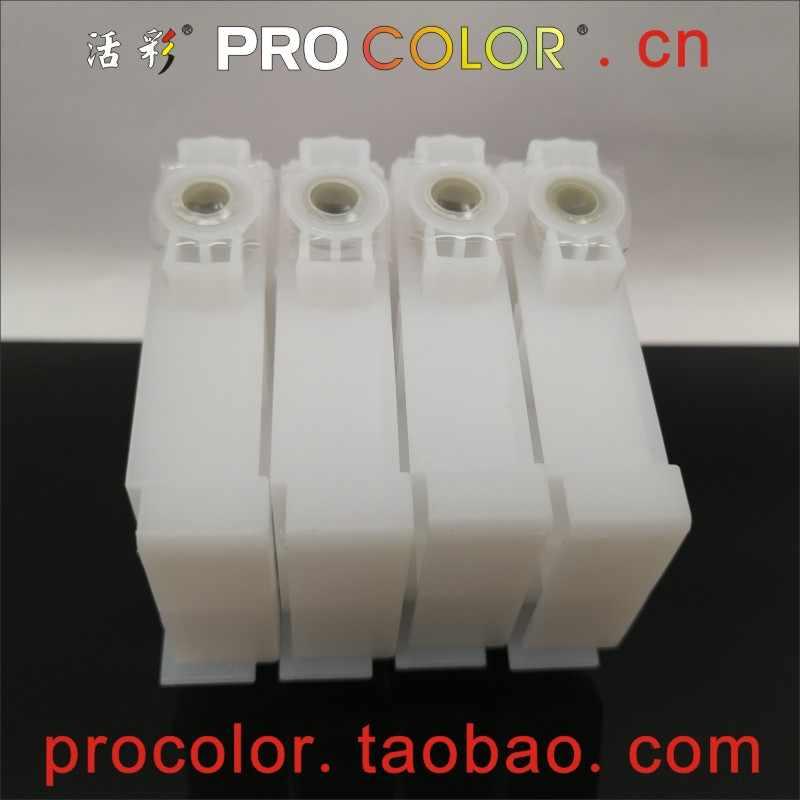 664 672 CISS Tinta Cartridge Peredam untuk Epson L3050 L3060 L3070 L1800 L605 ET-14000 ET-2500 ET-2550 ET-2600 ET-2650 Inkjet Printer