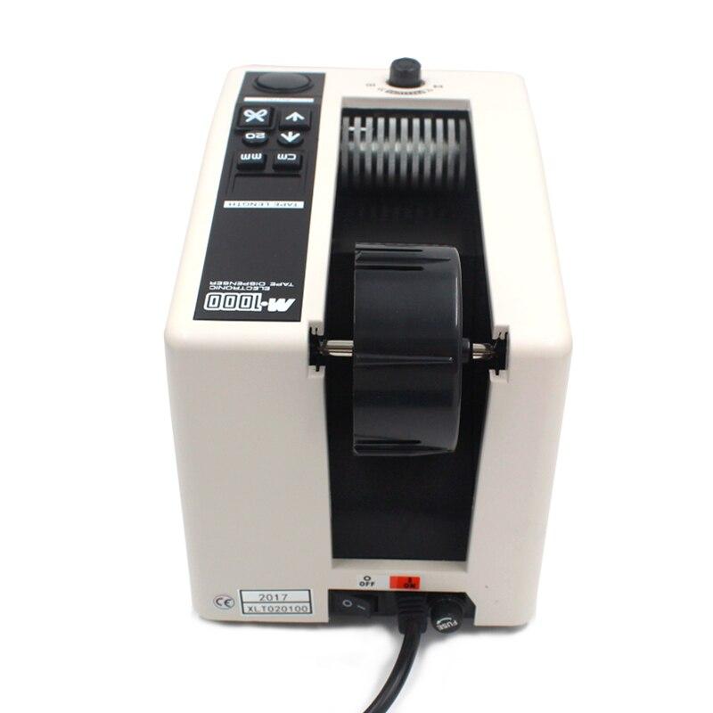 Image 2 - Automatic tape dispenser M 1000 110V 220V version Tape cutting machine Adhesive Tape Slitting Dispenser M1000 tape dispenserdispenser m1000dispenser automaticdispenser tape -
