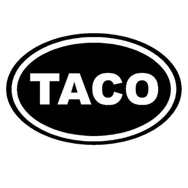 d5a8965426a Wholesale 10pcs lot 20pcs lot TACO Sticker Funny Sexy JDM Vinyl Decal Car  Window