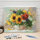 Flowers Painting By ...