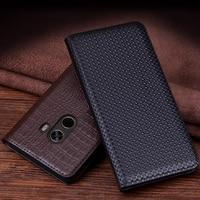 For Xiaomi Mi Mix 2 Genuine Leather Cover Case Protector Case For Xiaomi Mi Mix2 Back