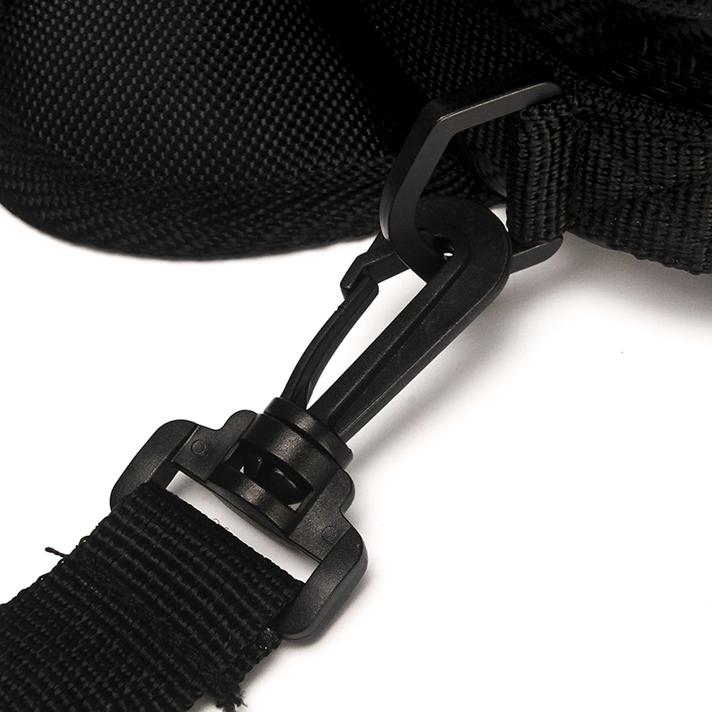 Triclicks Motocicleta magnética Moto Bolsa del tanque Negro - Accesorios y repuestos para motocicletas - foto 6