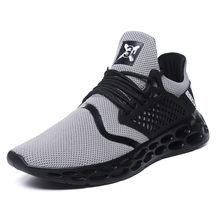 a5a45880e Onke стильный Мужская обувь спортивные демпфирования легкие кроссовки Для  мужчин обувь на шнуровке Zapatillas Кроссовки Hombre