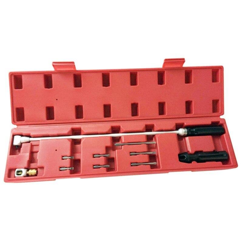 90 градусов коническая отвертка угловой Набор отверток для Moto инструмент для настройки карбюратора гаечный ключ