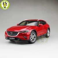 1/18 CX-4 MAZ DA SUV Diecast Modello di Auto SUV Giocattolo Della Ragazza del Ragazzo di Raccolta Regalo Rosso