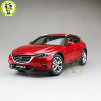 1/18 Mazda CX 4 SUV Diecast Car SUV Model Toy Boy Girl Gift Collection Red