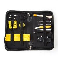 33 peça Hand Tool Kit de Reparação do Relógio À Prova D' Água Com Anel Set DIY Kits de Reparo