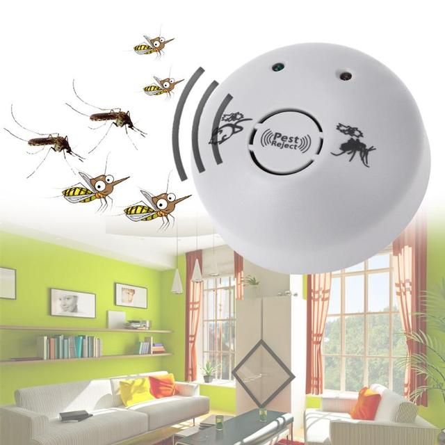 Summer Electronic Ultrasonic Pest Control Repellent Mosquito Killer Pest Repellent Accessories Home Garden Insect Control Tools
