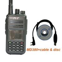 TYT MD 380 VHF 136 174 MHz 5W Digital Mobile Radio DMR Walkie Talkies Two Way